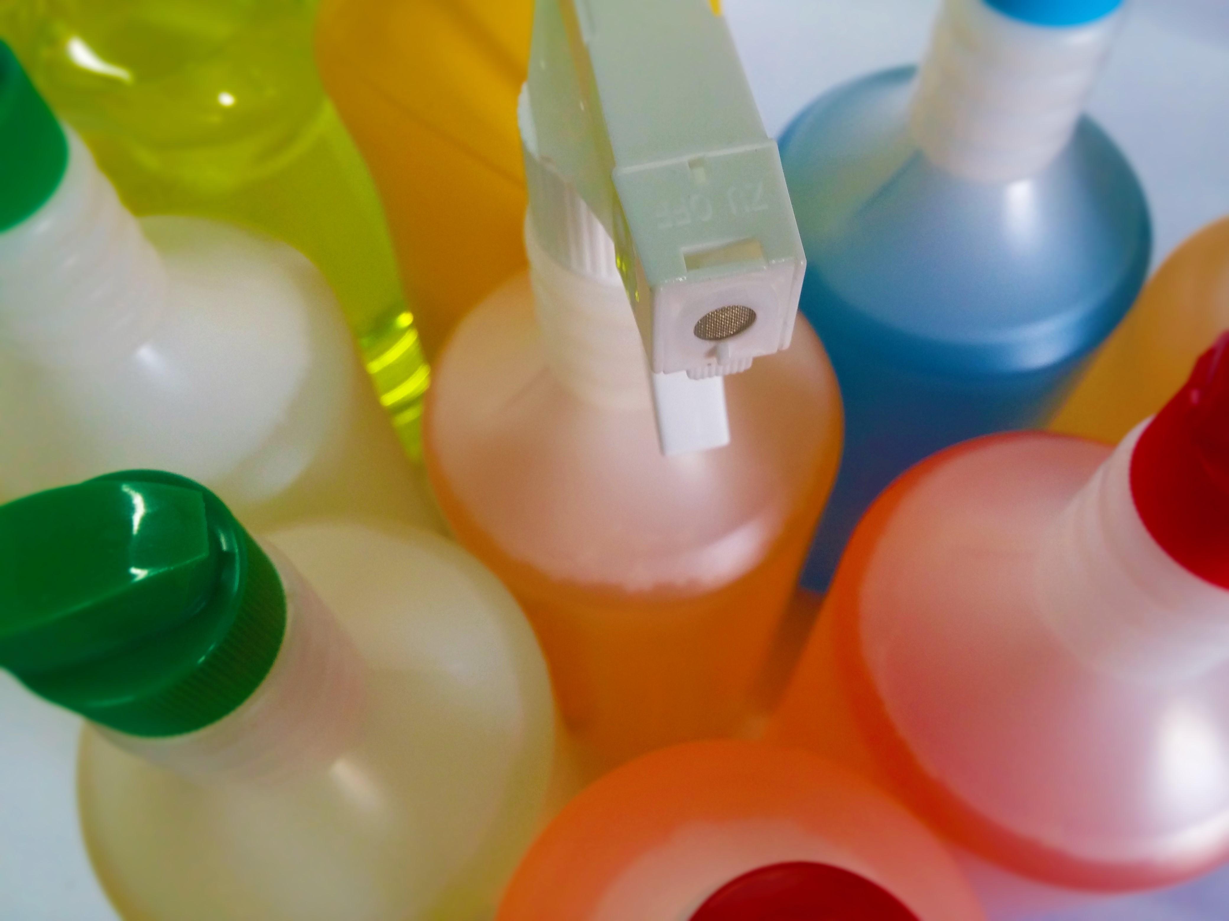 profesjonalne urządzenia i środki higieny
